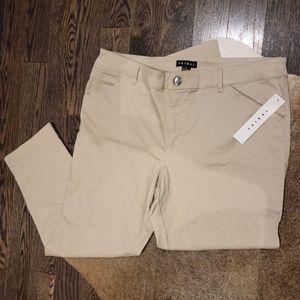 NWT TRIBAL Khaki Pants